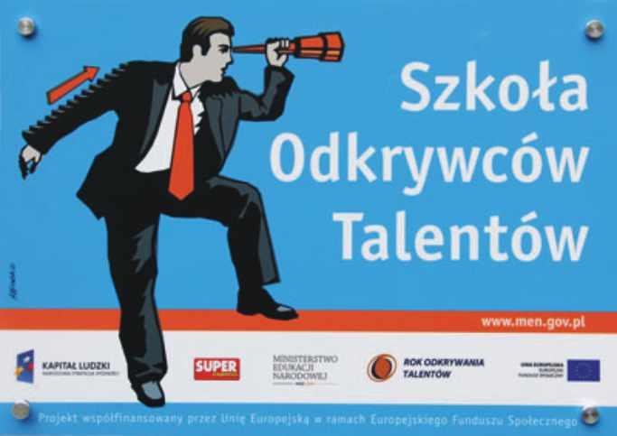 Odkrywamy talenty
